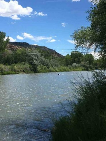 RV Park Animas River in Aztec, NM